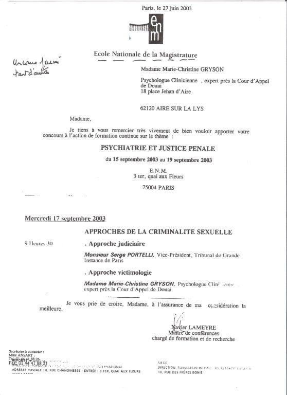 modele cv psychologue clinicienne
